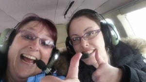We did it - another Fly It Forward® flight
