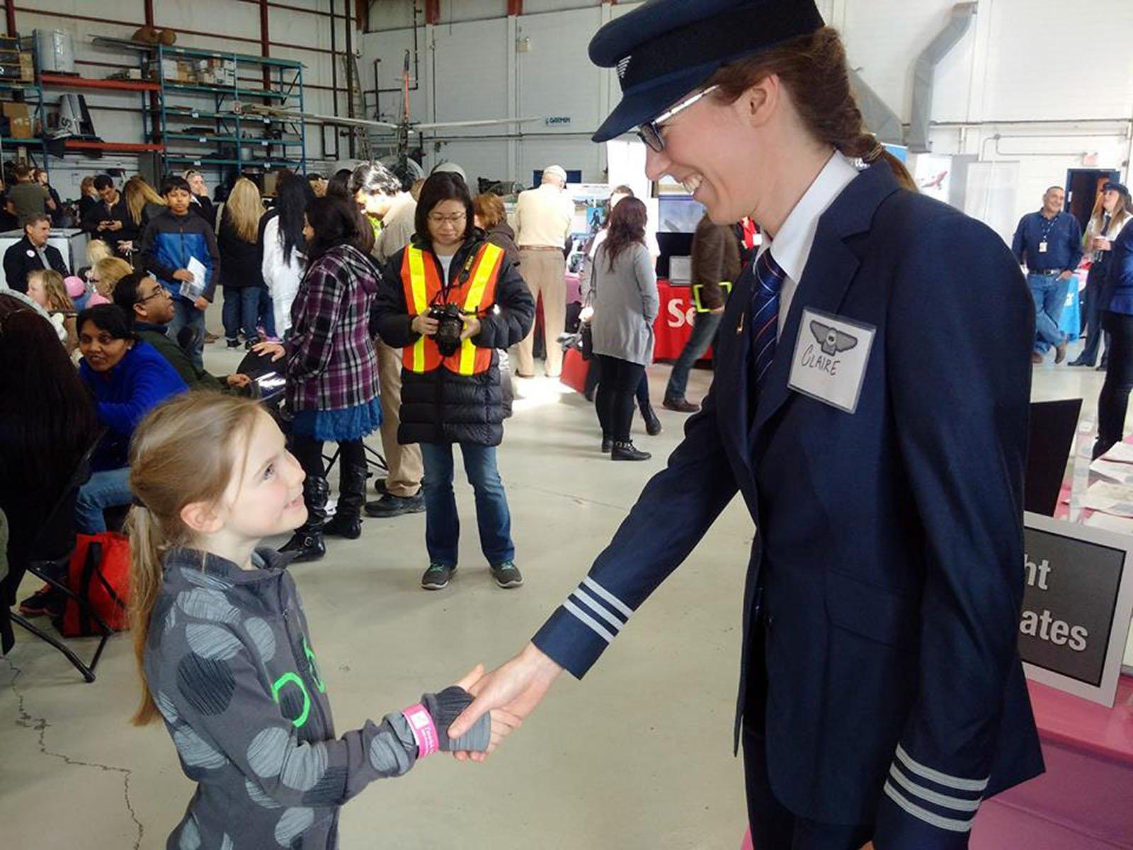 Women Of Aviation Role Models