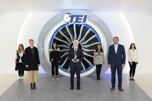 TEI Most Female Friendly Corporation Worldwide Award